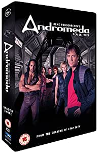 Andromeda - Season 3 [DVD]