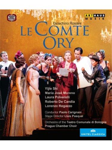 ROSSINI: Le Comte Ory (Live recording from the Rossini Opera Festival 2009) [Blu-ray]