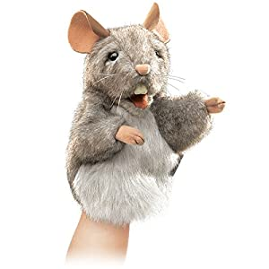 Folkmanis Little Mouse Hand Puppet by Folkmanis
