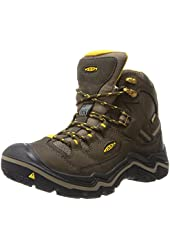 KEEN Women's Durand Mid-Rise Waterproof Hiking Boot