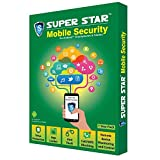 Connectwide Super Star Antivirus Mobile Tab Security Software - 1 User, 1 Year