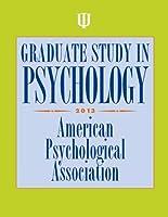 Graduate Study in Psychology 2013