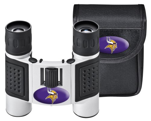 Nfl Minnesota Vikings High Powered Compact Binoculars