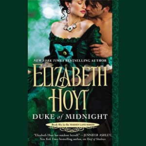 Duke of Midnight Audiobook