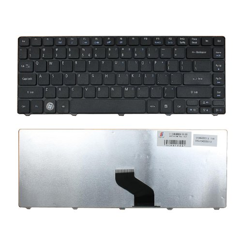Replacement for Acer Aspire 3810 3810T 4810 4810T Series Laptop Keyboard US Layout