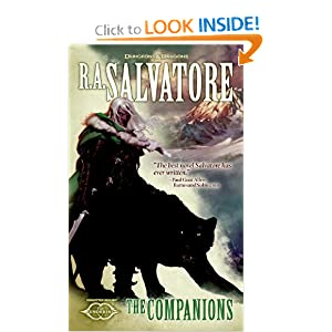 The Companions: The Sundering, Book I (Dungeons and Dragons: Forgotten Realms: the Sundering) by R. A. Salvatore