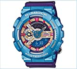 G-shock Casio Watch Gma-s110hc-6adr S-series Rare Limited Stylish Hyper Color