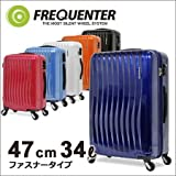 FREQUENTER WAVE スーツケース 34L 1-622-BLACK