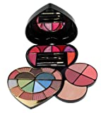 SHANY Makeup Kit, Heart-Shaped, 35 Count