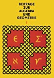 img - for Beitr ge zur Algebra und Geometrie 1 (German Edition) book / textbook / text book