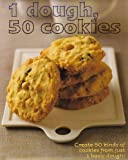 1=50!: 1 Dough 50 Cookies - Love Food Linda Doeser