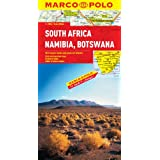 South Africa/Namibia/Botswana (Marco Polo Maps)