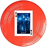 Greenday DIY Red, One Size : Greenday See Me 2 Card High Quality Plastic Ultimate Disc Yellow