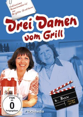 Drei Damen vom Grill - Box III (Folgen 53-78) [6 DVDs]