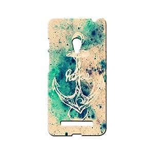 BLUEDIO Designer Printed Back case cover for Asus Zenfone 5 - G5676
