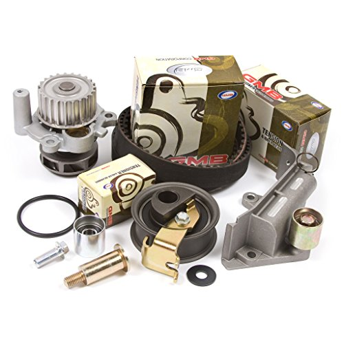 01-06 Audi Volkswagen Turbo 1.8 DOHC 20V Timing Belt Kit w/ Hydraulic Tensioner Water Pump (Turbo Kit For Jetta compare prices)