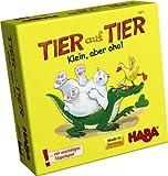 Haba 4911 - Tier auf Tier - Klein, aber oho! hergestellt von HABA