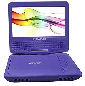 Sylvania SDVD7027 7-Inch Portable DVD Player