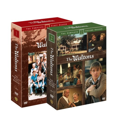 Waltons, The: The Complete Seasons 1&2 (2-Pack) (Waltons Season 2 compare prices)