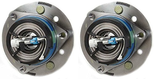 Prime Choice Auto Parts HB613139PR Front Hub Bearing Assembly Pair (Auto Parts Alero compare prices)