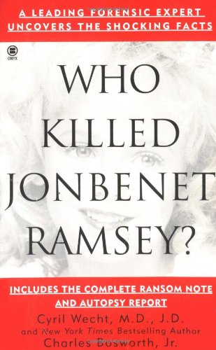 Who Killed Jonbenet Ramsey? (Onyx True Crime) front-632970