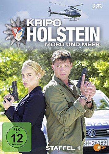 Kripo Holstein - Mord und Meer (Staffel 1) [2 DVDs]