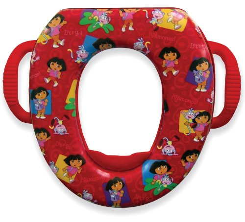 Ginsey Dora Soft Potty Seat (Discontinued by Manufacturer)
