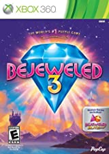 Bejeweled 3 (with Bejeweled Blitz Live) Xbox 360