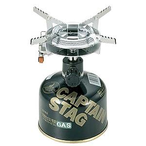 キャプテンスタッグ オーリック小型ガスバーナーコンロ M-7900