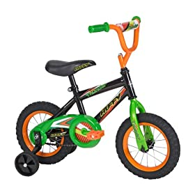 Huffy 12-Inch Boys Pro Thunder Bike (Black)