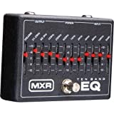 MXR 10 Band Graphic EQ w/ 18V power supply