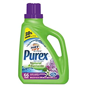Purex Ultra Natural Elements HE Liquid Detergent