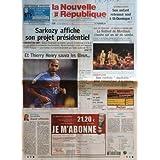 NOUVELLE REPUBLIQUE (LA) [No 18498] du 08/09/2005 - ARTANNES-MONTS - SON ENFANT RETROUVE SEUL A ST-DOMINGUE -...