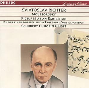 Sviatoslav Richter - Mussorgsky: Pictures at an Exhibition