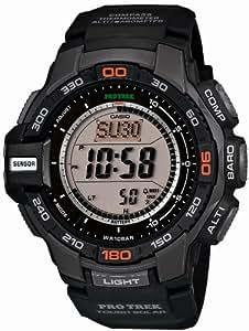 Casio PROTREK Tripple Sensor Ver.3 Tough Solar Watch PRG-270-1JF (Japan Import)