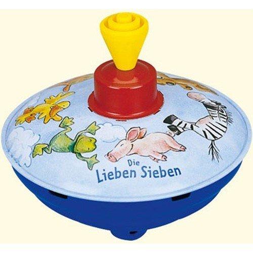 Die Spiegelburg Mein 1. Brummkreisel Die Lieben Sieben