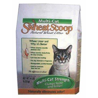 Bulk Cat Litter Bulk Cat Litter Swheat Scoop Multi Cat Litter 40