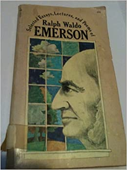 selected essays lectures and poems emerson