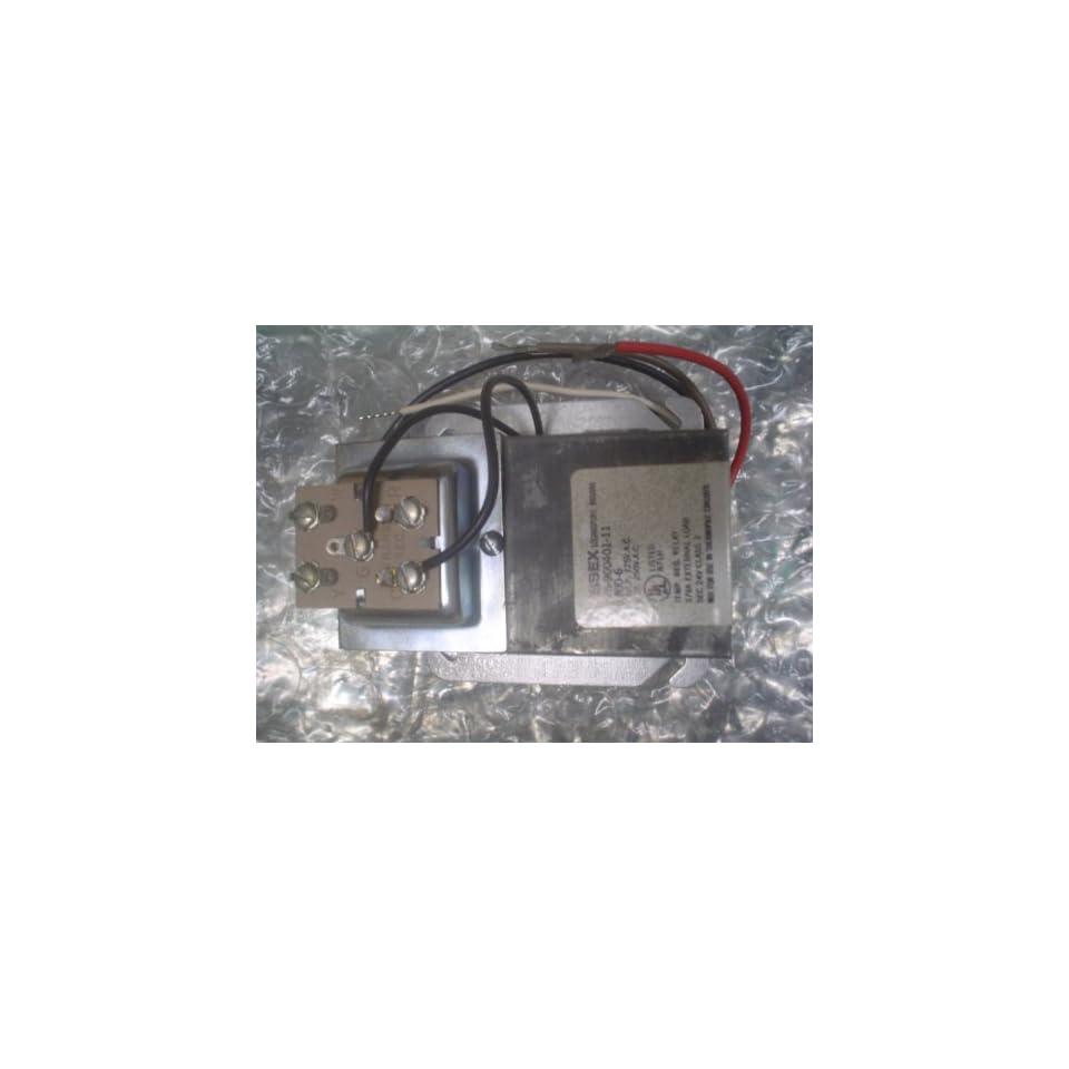 COIL 208//230 VAC RELAY ESSEX 129505-3130ZR SPNO 1-2 HP 125-250VAC