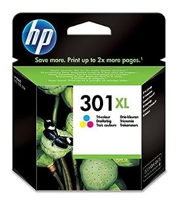 HP 301XL High Yield Tri-colour Original Ink Cartridge (CH564EE)