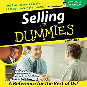 Selling for Dummies, Second Edition Audiobook
