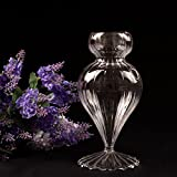1pc Home Decor Party Wedding Candle Holder Romantic Vase Glas Candlestick