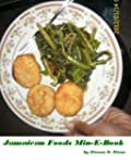 JAMAICAN FOODS MIN-E-BOOK (English Ed...