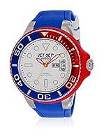 Jet Set Reloj con movimiento cuarzo japonés Man J55223-25 53 mm