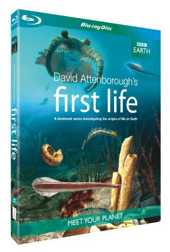 david attenborough 39 s first life 2010 blu ray dvds. Black Bedroom Furniture Sets. Home Design Ideas