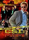CSI:マイアミ シーズン3 コンプリートDVD BOX-2