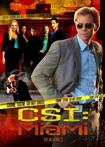 CSI:マイアミ シーズン3 コンプリートDVD BOX-1