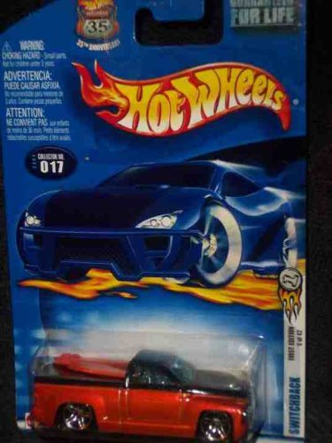 2003 First Editions #5 Switchback #2003-17 Collectible Collector Car Mattel Hot Wheels - 1