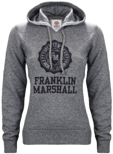 Franklin and Marshall Women's Wool & Cashmere Knitted Hoodie (XS)