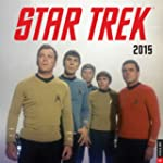 Star Trek 2015 Wall Calendar: The Ori...